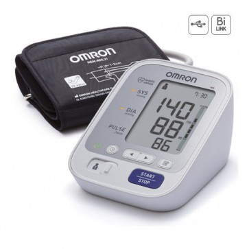 Omron M3 IT Bloeddrukmeter
