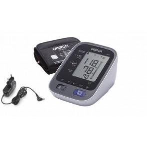 Nieuwe Omron M6 AC bloeddrukmeter met adapter