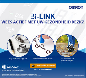 Omron BI-Link Website